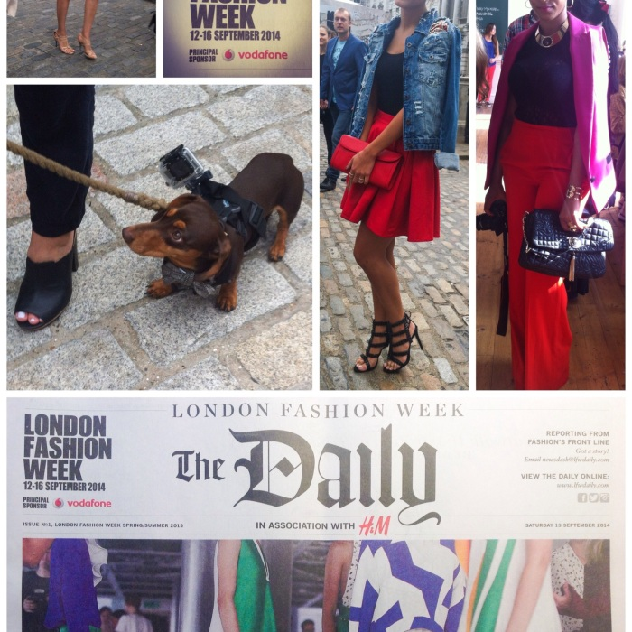 London Fashion Week SS15 by Accessorize All Areas