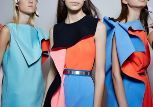 Roksanda SS15, backstage (Sam Wilson, British Fashion Council) 2