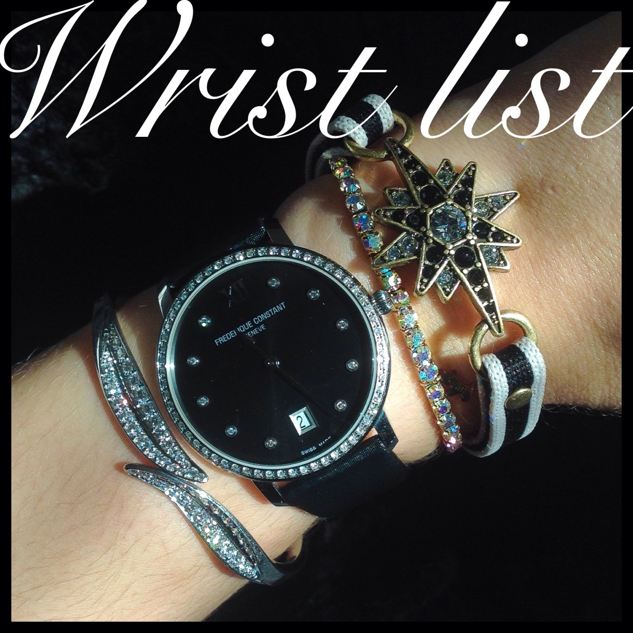 Diamond Watch Style by Accessorize All Areas