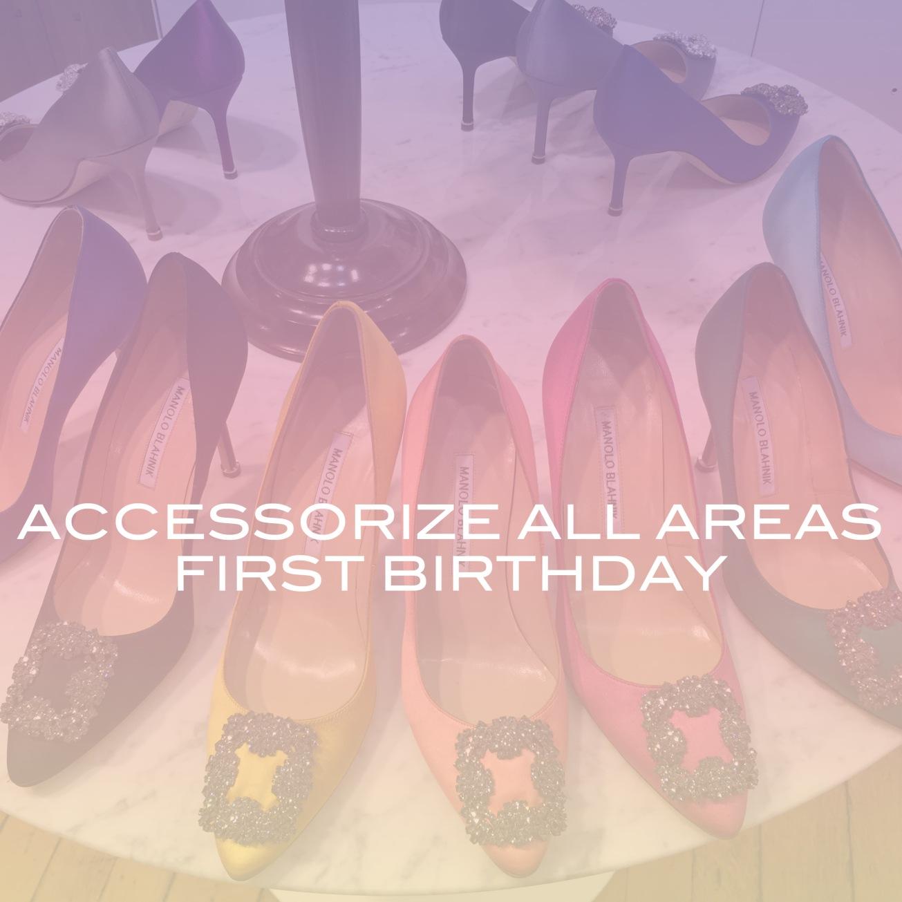 AAA First Birthday