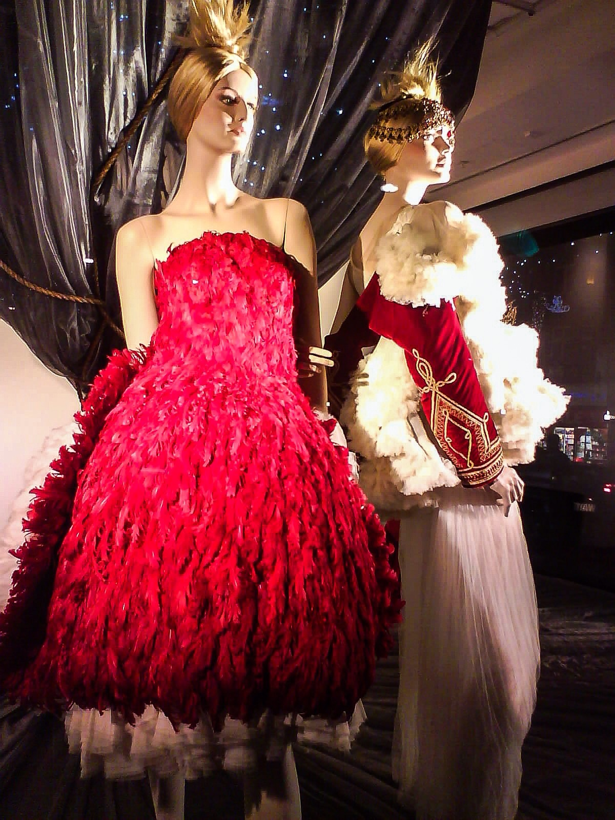 Alexander McQueen Dresses from  The Girl Who Lived in the Tree AW08 by Accessorize All Areas