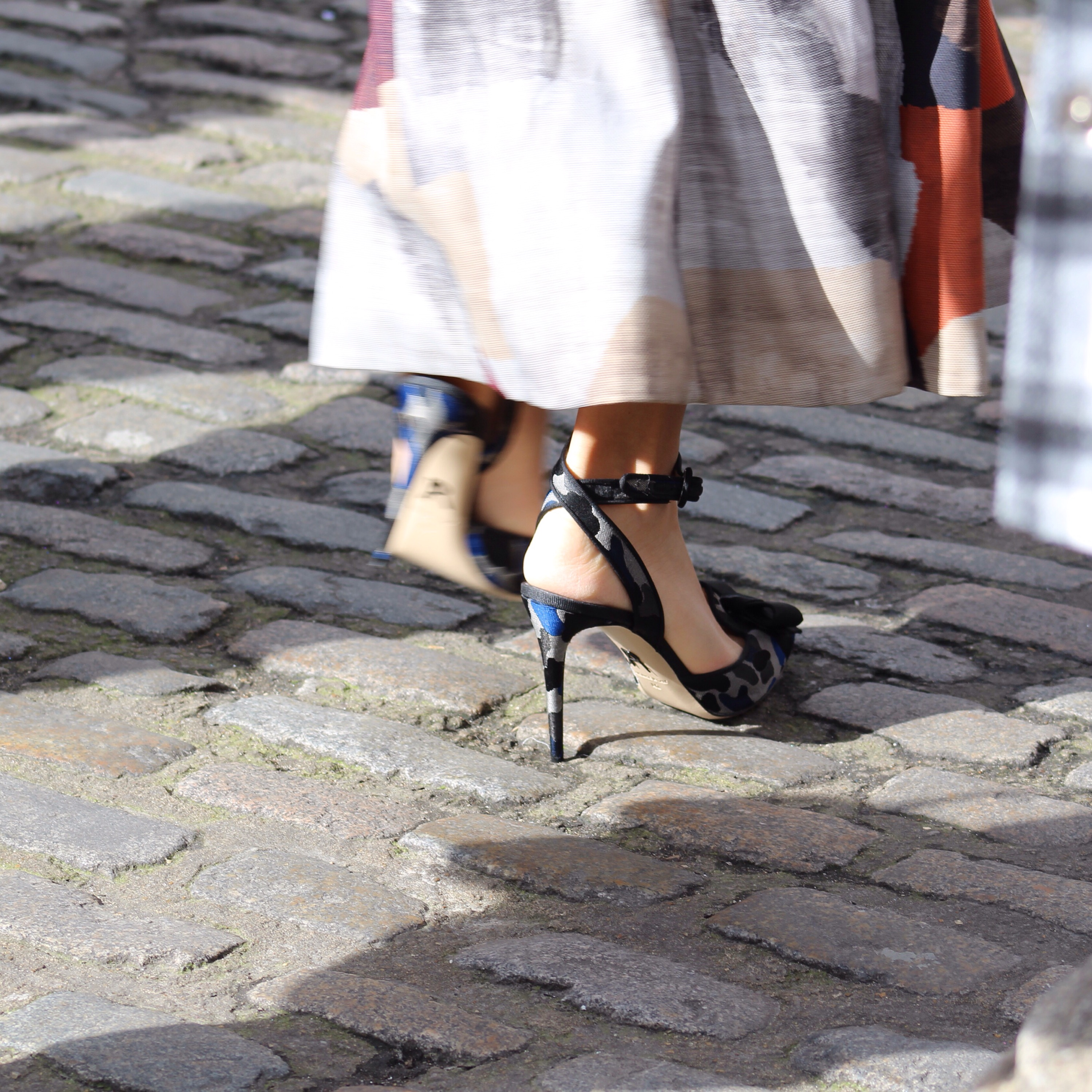 Street Style Shoes at LFW AW15  by Accessorize All Areas
