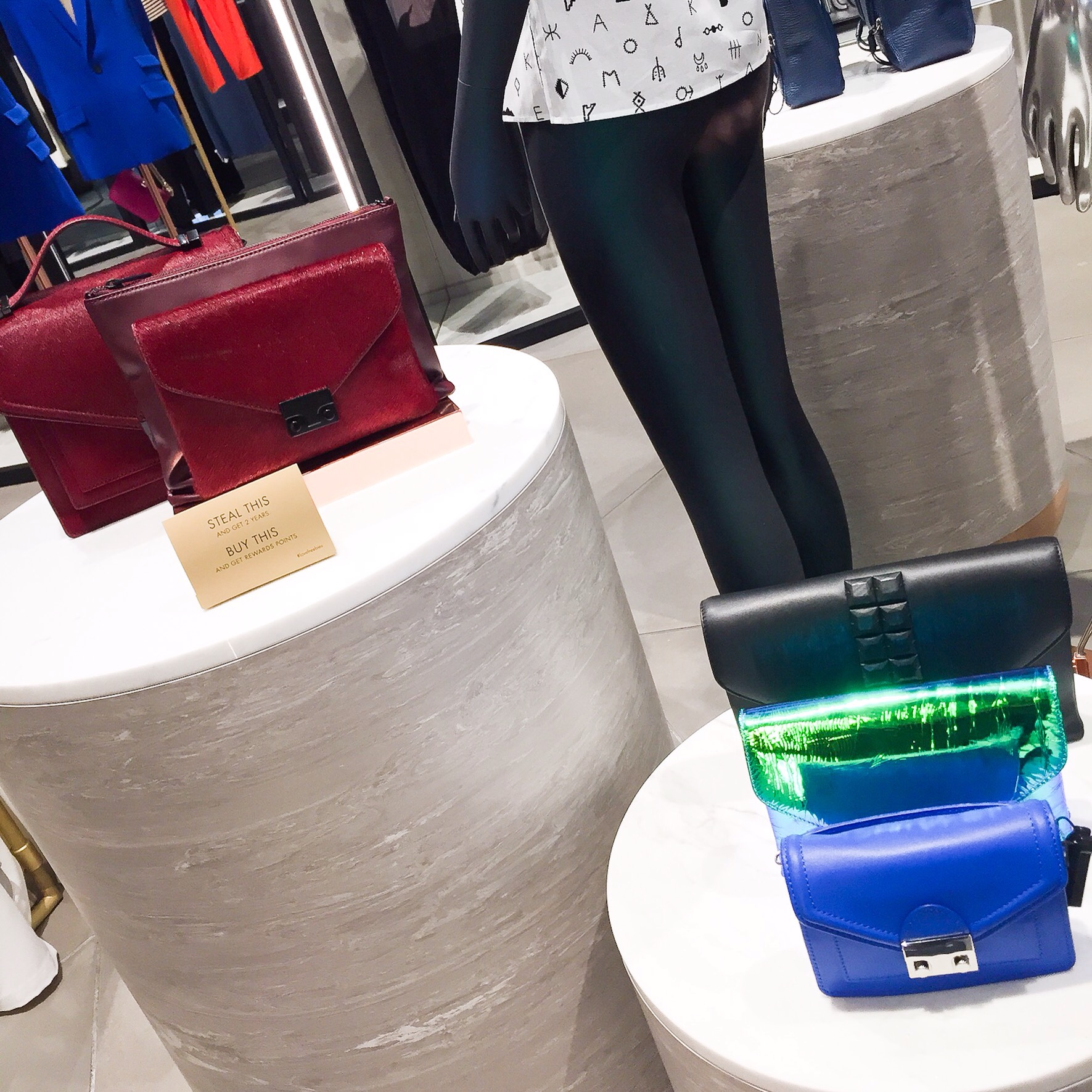 Harvey Nichols Mailbox by Accessorize All Areas Loeffler Randall