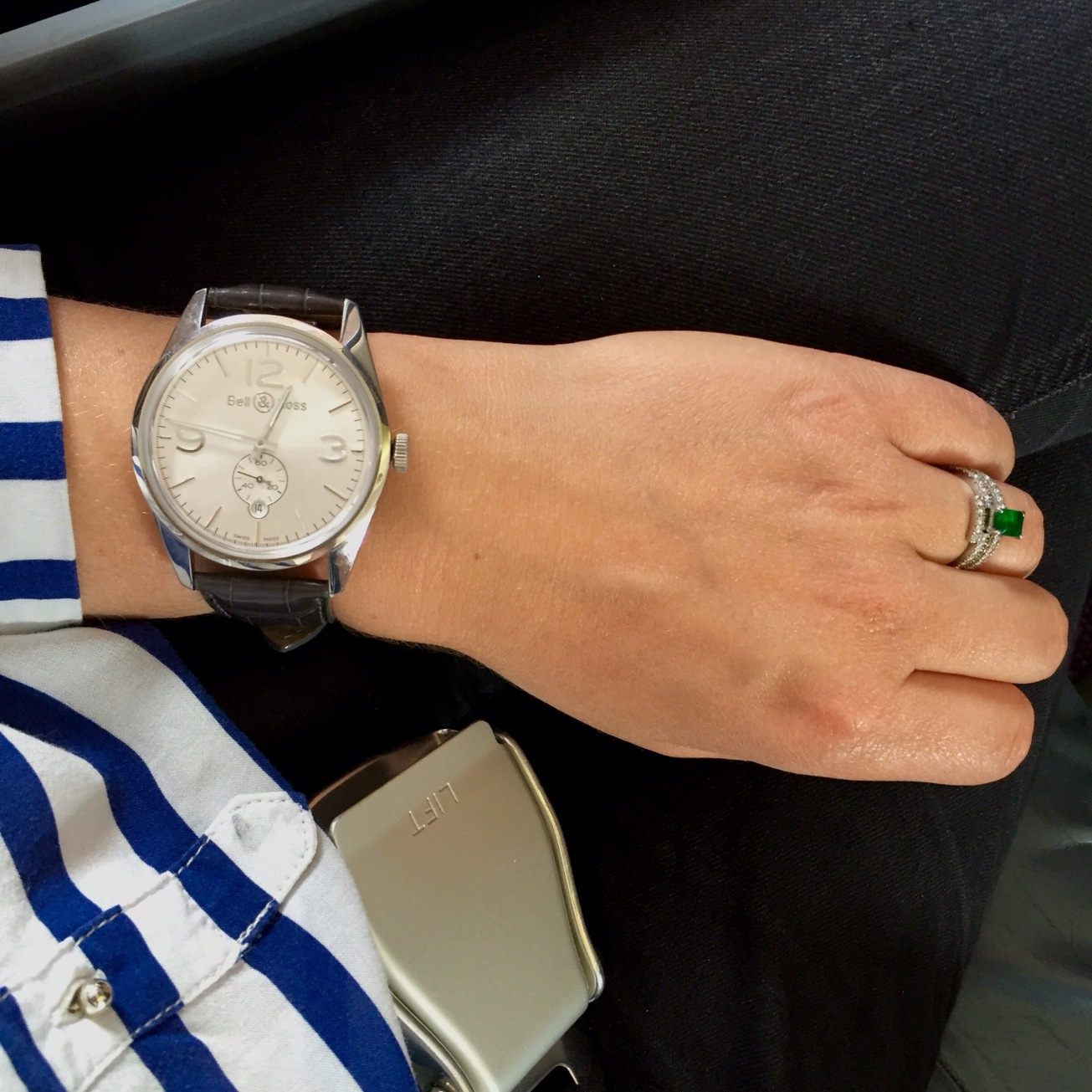 Bell & Ross Vintage Officer by Accessorize All Areas